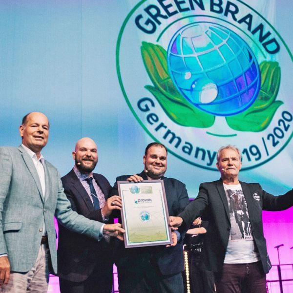 GBG 2019 proWin Zertifikatsübereichung