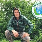 Gyetván Csaba, a GREEN BRANDS Personality 2020 Hungary közönségdíjasa