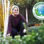 Nagy Gréta, a GREEN BRANDS Personality 2020 Hungary szakmai díjazottja