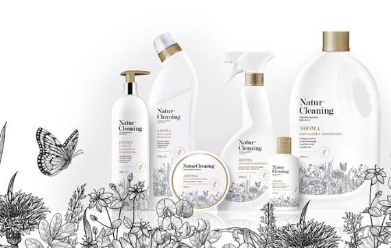 Naturcleaning GREEN BRANDS